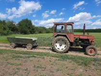Tractor U650+plug 3 brazde,cu servo directie