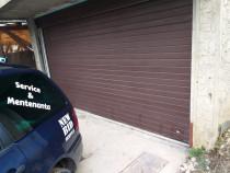 Reparatii si service usi de garaj Brasov
