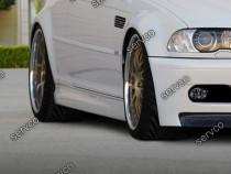 Praguri BMW Seria 3 E46 Coupe Cabrio M3 Look 1998-2007 v4