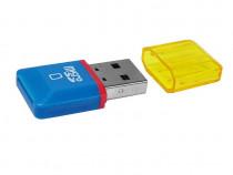 Cititor de carduri micro SD - 114063