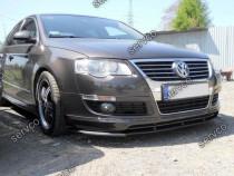 Prelungire splitter bara fata VW Passat B6 Votex 05-10 v5