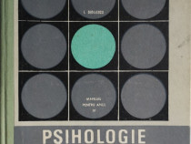 P. Popescu Neveanu -Psihologie generala si notiuni de logica