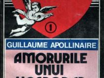 Amorurile unui hospodar de Guillaume Apollinaire