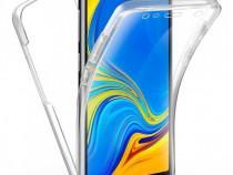 Husa 360 Silicon Clar Fata si Spate - Samsung J4 J6 J4 J6+