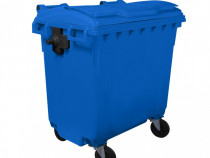Container 1100L capac plat,pret producator,eurocontainer