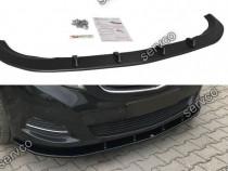 Prelungire splitter bara fata Mercedes V Class W447 14- v2