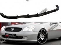 Prelungire splitter bara fata Mercedes SLK R170 00-04 v1