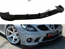 Prelungire splitter bara fata Mercedes SLK R171 04-11 v3