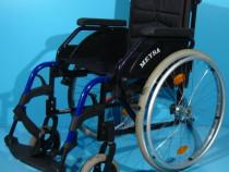 Scaun cu rotile, fotoliu rulant din aluminiu Meyra / sezut 4