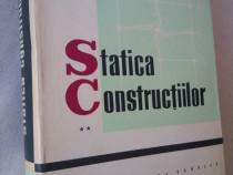 Statica constructiilor ** 1965 structuri static nedeterminat