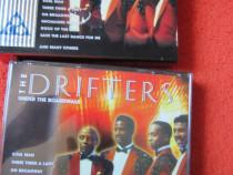 Cd x3 The Drifters -Under The Boardwalk -un cadou inedit