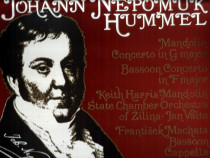 Johann Hummel, LP vinil Opus