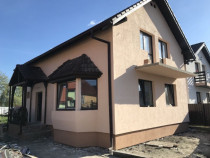 Casa noua sancraiul de mures Central strada Targului