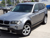 BMW X3 2009,Automata, 2.0 d Xdrive, Inscrisa RO,Impecabila