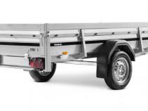 Remorca brenderup 750 kg 260x130x40cm