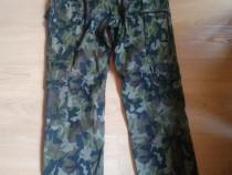 Pantaloni stofa ptr. pescuit si vanatoare