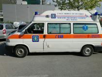 Vw transporter t4 ambulanță syncro (4×4)
