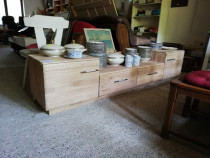 Masa TV lemn masiv noua