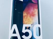 Telefon A50, dual SIM, NOU!!! Preț foarte bun!