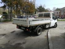 Transport marfa basculabil pe 3 parti