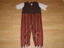 Costum carnaval serbare pirat 6-7 ani