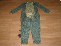 Costum carnaval serbare animal crocodil 8-9 ani