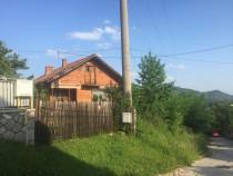 Casa 4 camere, Campina + teren 1850 mp + 2700 mp n