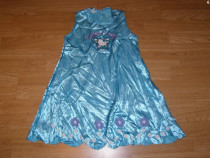 Costum carnaval serbare rochie hello kitty 4-5-6 ani