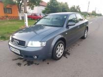 Audi a4 an 2002 mot 1.9 tdi acte la zi volan dreapta