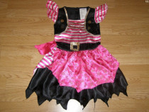 Costum carnaval serbare pirata 4-5 ani