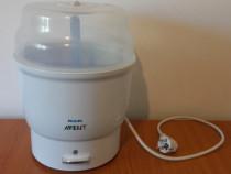 Sterilizator Philips Avent -6 biberoane-Made in England