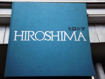 Hiroshima-album de exceptie in limba engleza de colectie