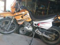 Moto cu Motor explorer exr 125 cc