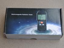 Detector radiatii,dual,camp magnetic si electric