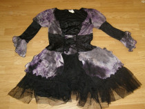 Costum carnaval serbare rochie medievala printesa adulti S