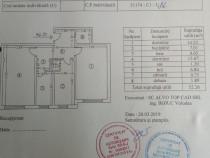 Apartament 2 camere strada 1 mai