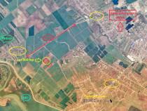 Teren Lot 800 mp - Cornetu, Ilfov