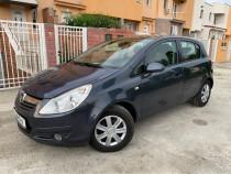 Opel corsa 1.2 benzina an 2009 euro 4 impecabila