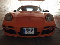Porsche cayman s - editie limitata