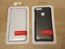 Husa Huawei P Smart spate, flip cover, sigilata, originala