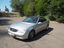 Mercedes Benz CLK 200 Cabrio