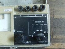 Aparat de masura frecventa AC de panou + megohmetru rusesc
