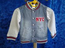 NYC by H&M / geaca copii 4 - 5 ani (110 cm)