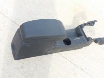 Consola centrala frana de mana cu cotiera Ford Mondeo MK3