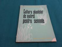 Cultura plantelor de nutreț pentru semințe/1963