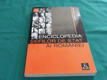 Enciclopedia șefilor de stat ai româniei/ nicolae c. nicoles