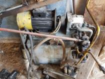 Motor 380 cu pompa hidraulica