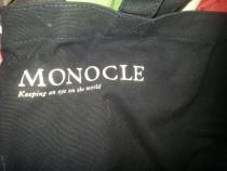 Sacosa cumparaturi -monocle