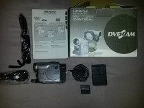 Camera video hitachi model dz - mv 730 + 20 minidiscuri