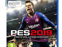 Pro Evolution SOccer 2018 si 2019 PS4 , noi, sigilate